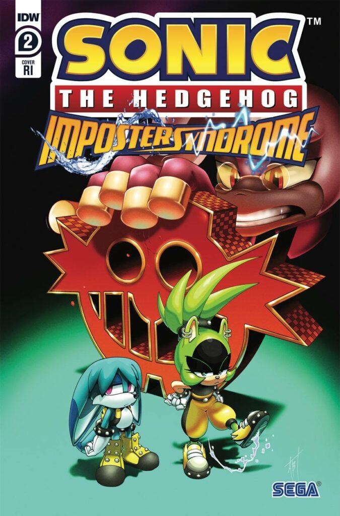 IDW Sonic: Imposter Syndrome – przegląd numeru 2-ego